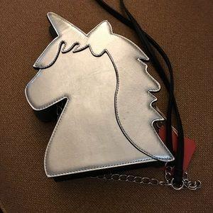 Unicorn crossbody purse